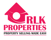 RLK Properties, Estate Agency Logo